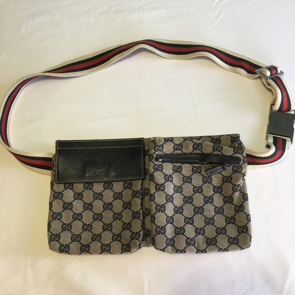 ab5576d8cb0c Gucci Bags | Authentic Sherry Belt Bag Fanny Pack | Poshmark